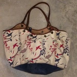 Lucky brand XL oversized bag
